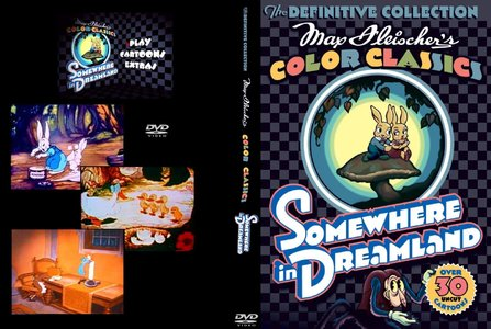 Max Fleischer's Color Classics: Somewhere in Dreamland (1934-1941)