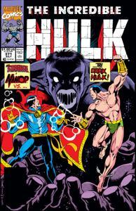 Incredible Hulk 371 1990