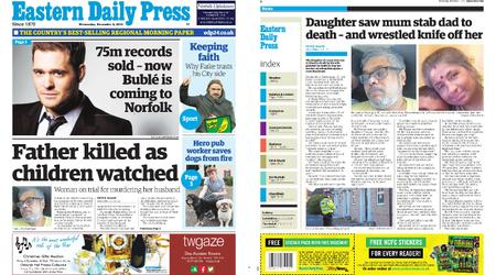 Eastern Daily Press – December 04, 2019