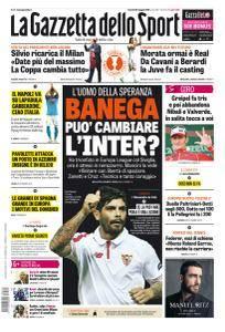 La Gazzetta dello Sport - 20 Maggio 2016