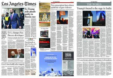 Los Angeles Times – February 24, 2018
