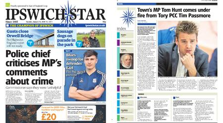Ipswich Star – January 14, 2020
