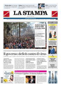 La Stampa Torino Provincia e Canavese - 1 Marzo 2020