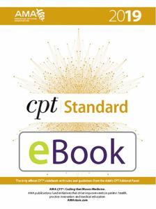 CPT Standard 2019 by American Medical Associatio