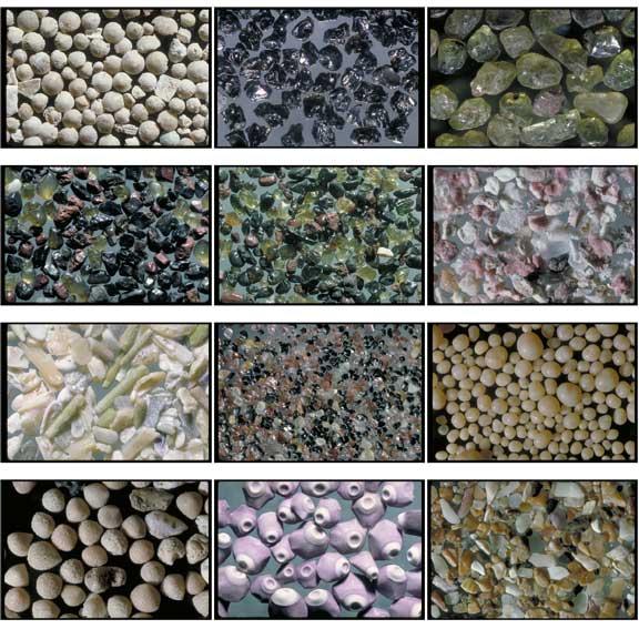 Corel Professional Photos Vol.390 - Sand Pebble Textures