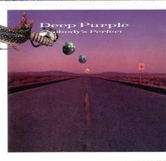 Deep Purple - Nobody's Perfect (LIVE) (1987)