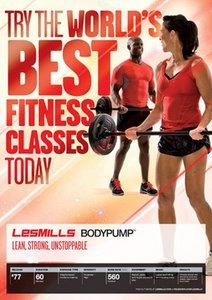 Les Mills: BodyPump 77