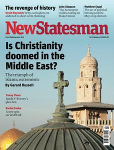 New Statesman - 23 - 29 January 2015