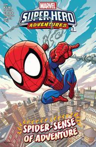 Marvel Super Hero Adventures Spider Man Spider Sense of Adventure 001 2019 Digital Zone Empire