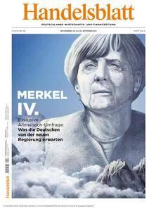 Handelsblatt - 22. September 2017