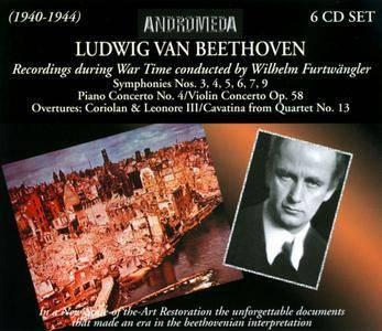 Ludwig Van Beethoven, Furtwangler - The War Time Recordings (2011)