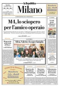 la Repubblica Milano - 16 Gennaio 2020