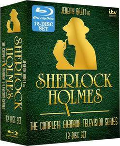 Sherlock Holmes: The Complete Series (1984-1994) [compressed in x265][REPOST]