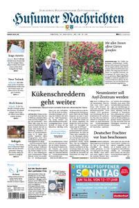 Husumer Nachrichten - 14. Juni 2019