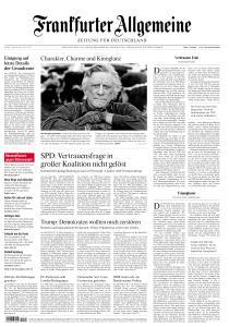 Frankfurter Allgemeine Zeitung - 7 Februar 2020
