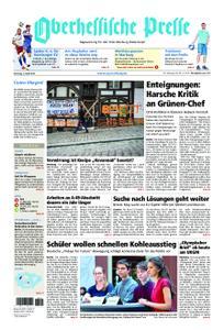 Oberhessische Presse Marburg/Ostkreis - 09. April 2019