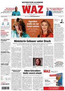 WAZ Westdeutsche Allgemeine Zeitung Dortmund-Süd II - 14. Juni 2019