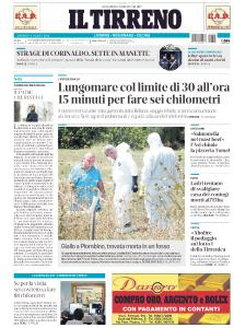 Il Tirreno Livorno - 4 Agosto 2019