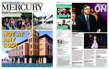Hertfordshire Mercury – June 25, 2020