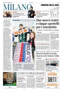 Corriere della Sera Milano – 03 febbraio 2019