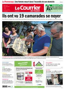 Le Courrier de l'Ouest Cholet – 10 juillet 2019