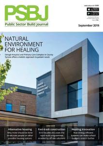 PSBJ Public Sector Building Journal - September 2019