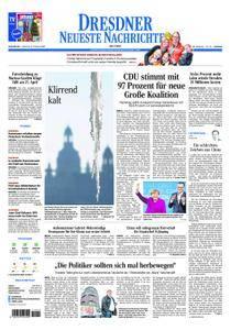 Dresdner Neueste Nachrichten - 27. Februar 2018
