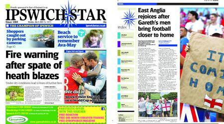 Ipswich Star – July 09, 2018