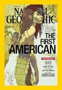 National Geographic Magazine January 2015 (True PDF)
