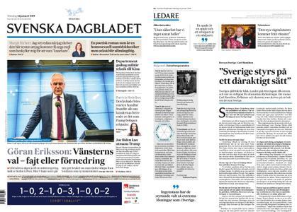 Svenska Dagbladet – 14 januari 2019