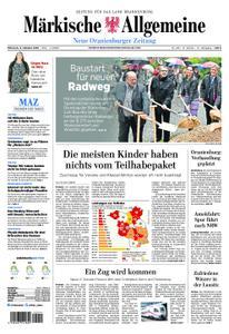 Neue Oranienburger Zeitung - 09. Oktober 2019