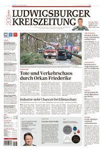 Ludwigsburger Kreiszeitung - 19. Januar 2018
