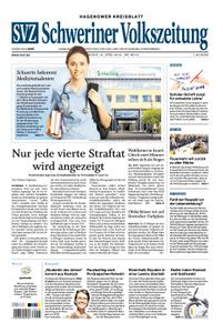 Schweriner Volkszeitung Hagenower Kreisblatt - 10. April 2019