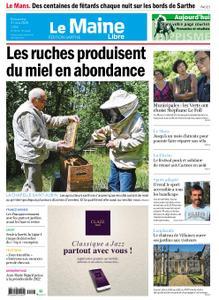 Le Maine Libre Sarthe Loir – 31 mai 2020