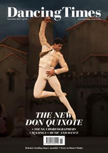 Dancing Times - November 2013