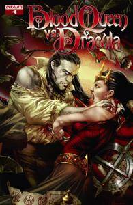 Blood Queen Vs Dracula 0042015 2 covers Digital Exclusive Edition