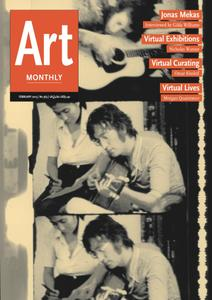 Art Monthly - February 2013   No 363