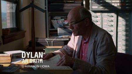 S4C Dylan ar Daith - O Hirwaun i Iowa (2014)