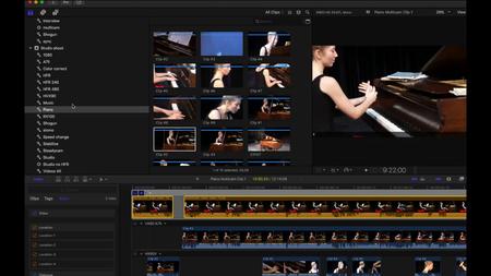 CreativeLive - Final Cut Pro X Bootcamp by Abba Shapiro (2017)