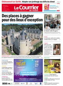 Le Courrier de l'Ouest Angers – 04 juillet 2021