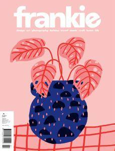 frankie Magazine - May-June 2017