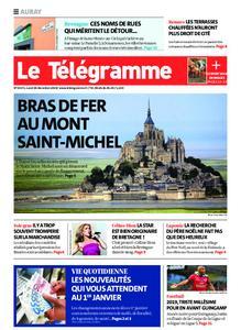 Le Télégramme Auray – 30 décembre 2019