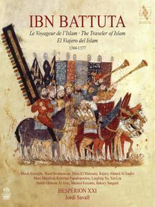 Jordi Savall & Hespèrion XXI - Ibn Battuta, The Traveller of Islam, 1304-1377 (2019) {Alia Vox AVSA9930, SACD}