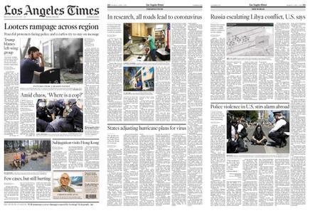 Los Angeles Times – June 01, 2020