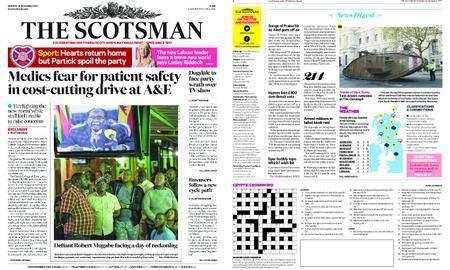 The Scotsman – November 20, 2017