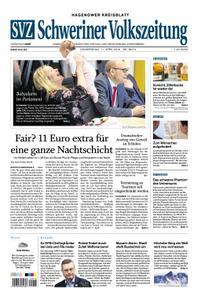 Schweriner Volkszeitung Hagenower Kreisblatt - 11. April 2019