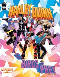 Harley Quinn & the Birds of Prey 003 2020 Digital Zone