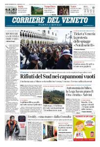Corriere del Veneto Padova e Rovigo – 28 febbraio 2019