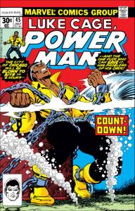Luke Cage, Power Man 045 (1976) (Digital