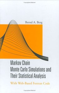 Markov chain monte carlo simulations and their statistical analysis: with web-based fortran code (repost)